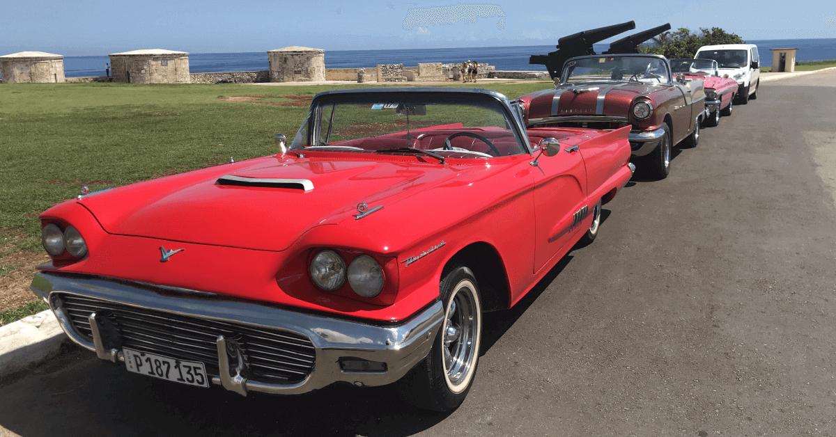 Classic Car Experience at Cuba