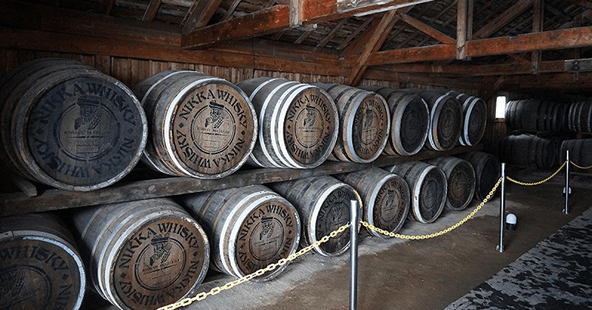 Visiting Nikka Whisky Factory