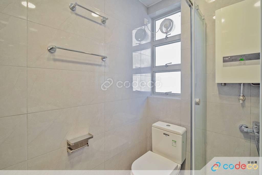 將軍澳茵怡花園廁所裝修