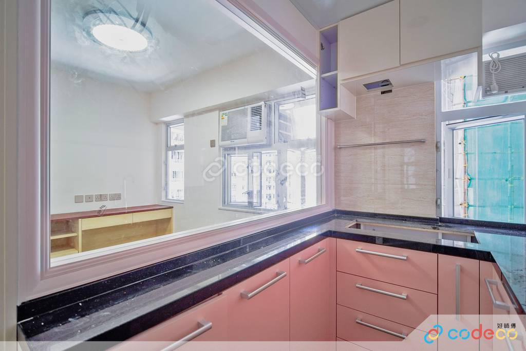 北角怡昇洋樓廚房裝修