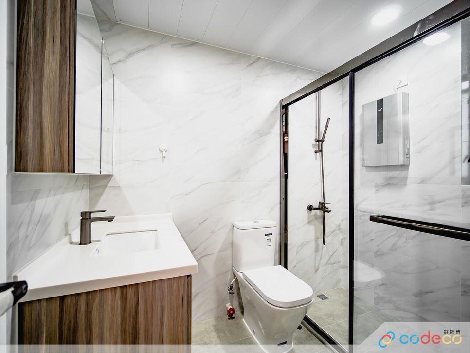 沙田區帝堡城580呎兩房一廳一廁