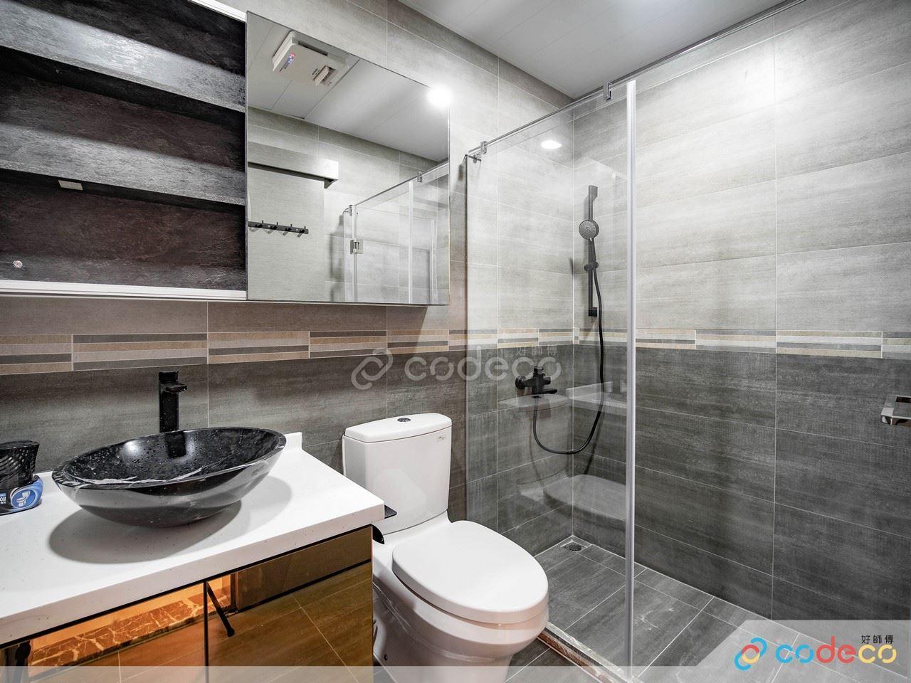 浴室設計洗手盆