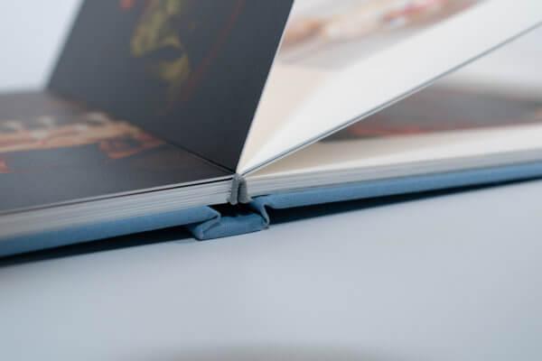 EVOKE Photobook Linen Album 5 600x400 - Linen Albums