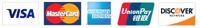 VISA / Master / American Express / Discovery