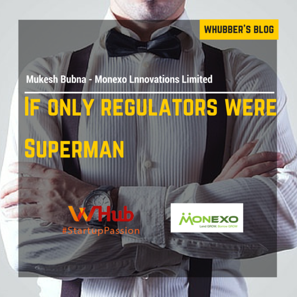 If only Regulators were Superman