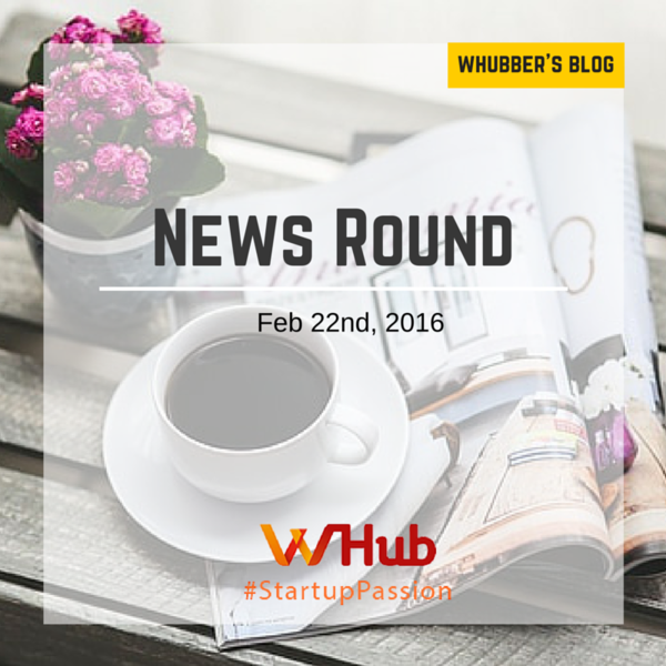Startup News Weekly Digest - February 22th 2016