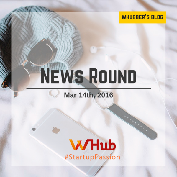 Startup News Weekly Digest - March 14th 2016