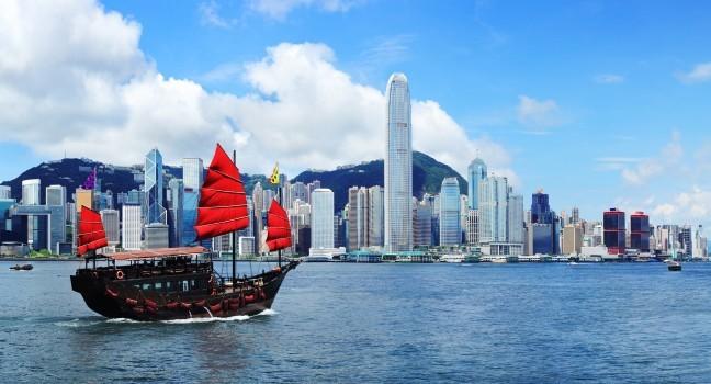 Boat harbor hong kong china 1 main