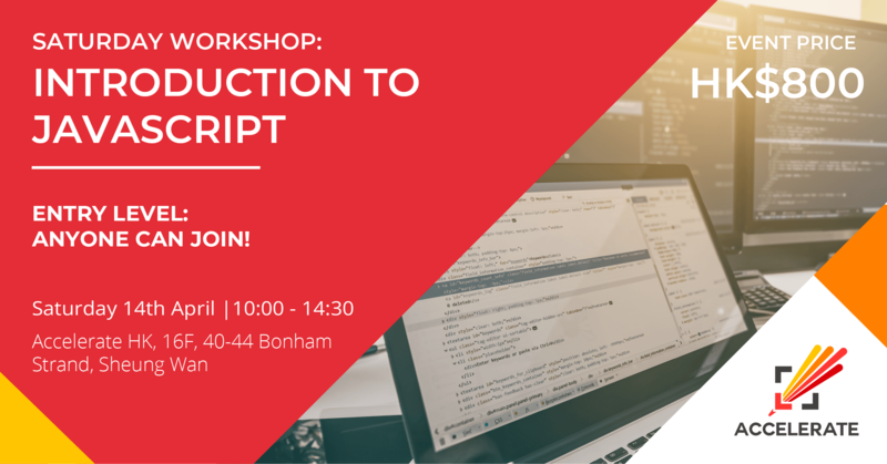 Accelerate intro to javascript event