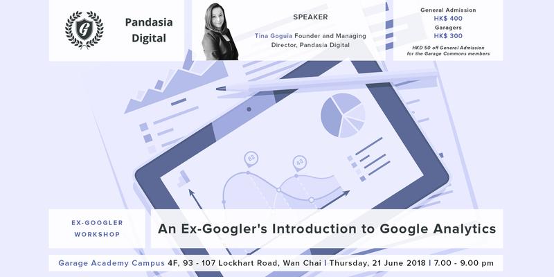 An ex googler s introduction to google analytics