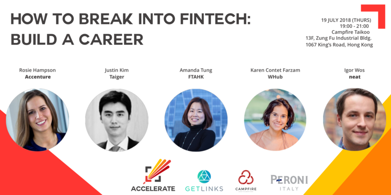 How to break into fintech build a career