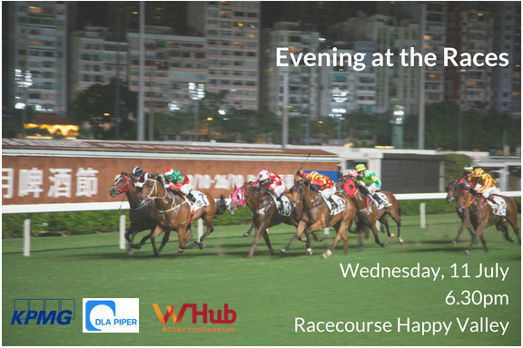 Racecourse evening  1
