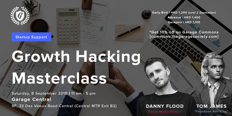 Growth hacking masterclass 2