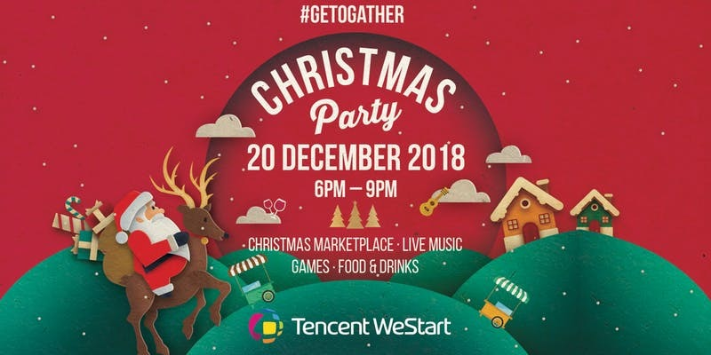 Tencent christmas