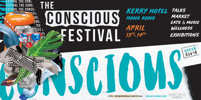 Concious festival by gitnb hk 2019 banner