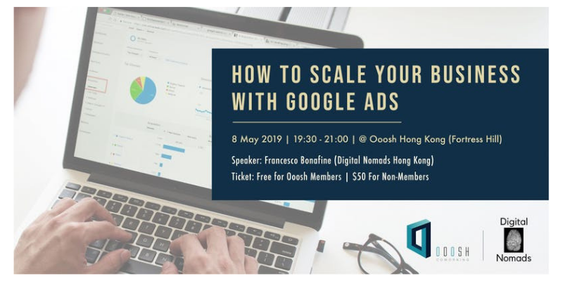 Scale your business google ads