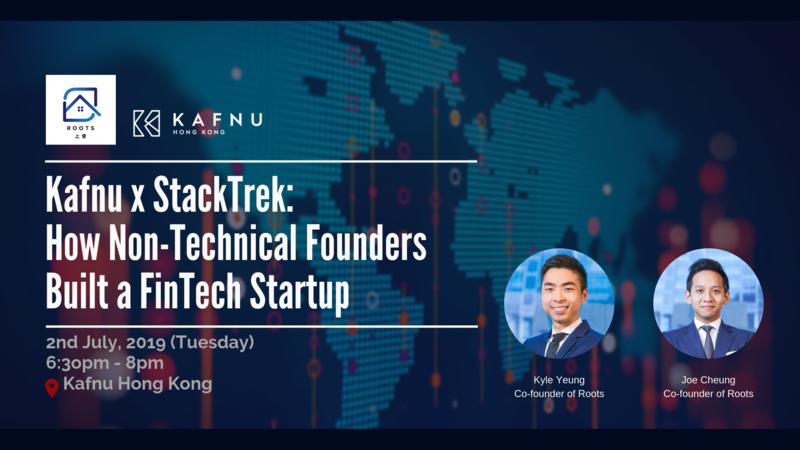 Kafnu x stacktrek   how non technical founders   built a fintech startup  1
