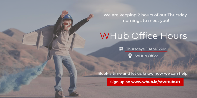 WHub OFFICE HOURS