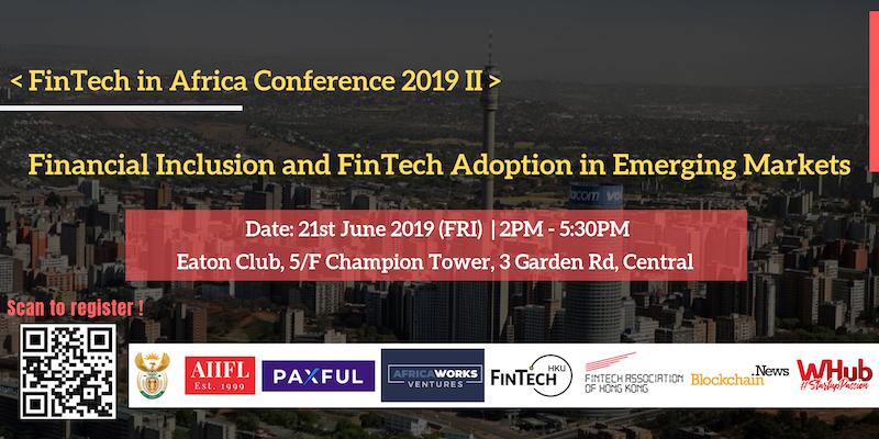 Fintech in africa ii event banner