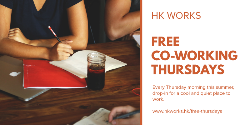 Free Co-working Thursdays