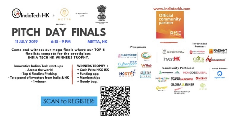 Indiatech HK Pitch Day 2.0: Innovative Indian Startups Pitch in Hong Kong