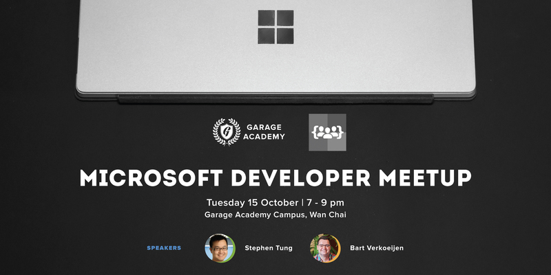 Ms developer meetup