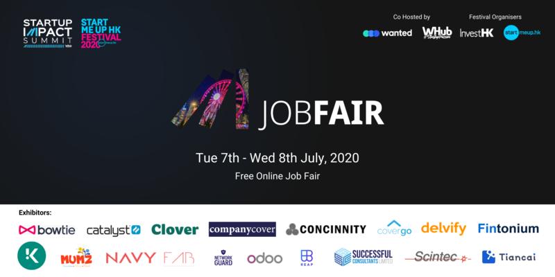Job fair banner 2