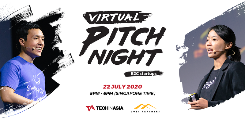 Virtual pitch night   eventbrite
