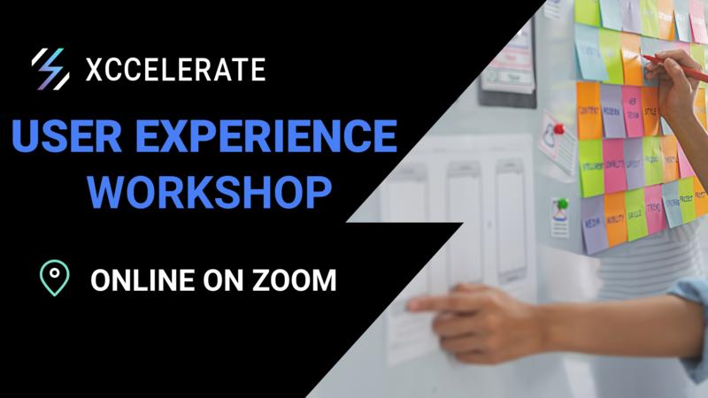 Online ux workshop meetup