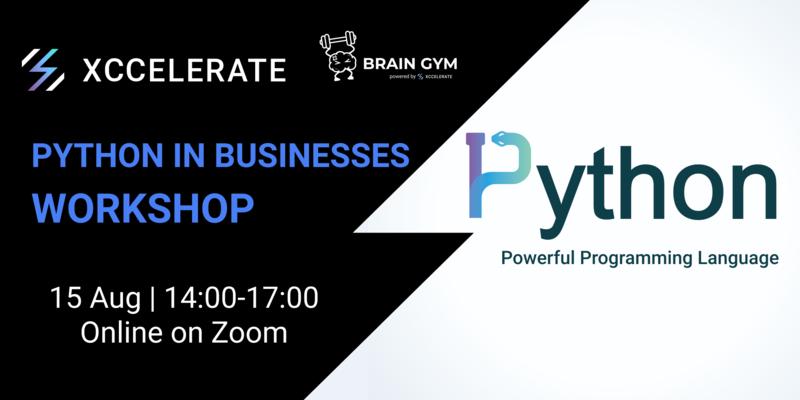 Python workshop  1