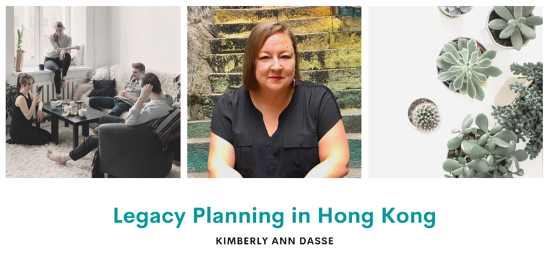 Legacy planning in hk