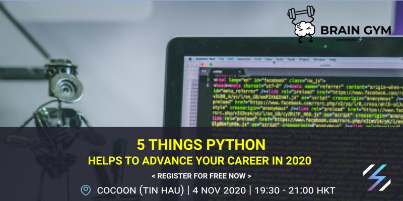 Python webinar