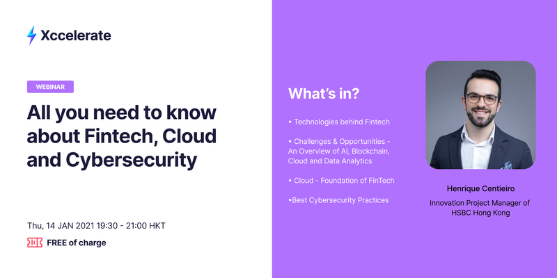 All you need to know about fintech  cloud and cybersecurity