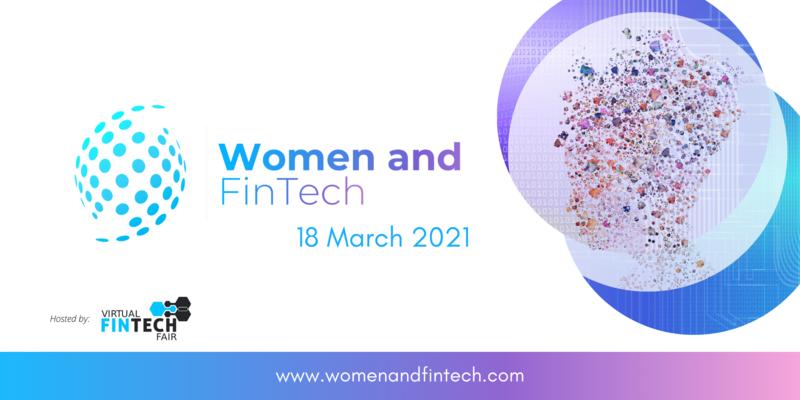 Banner of woman   fintech 18 march  3