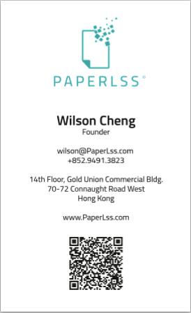 Wilson card