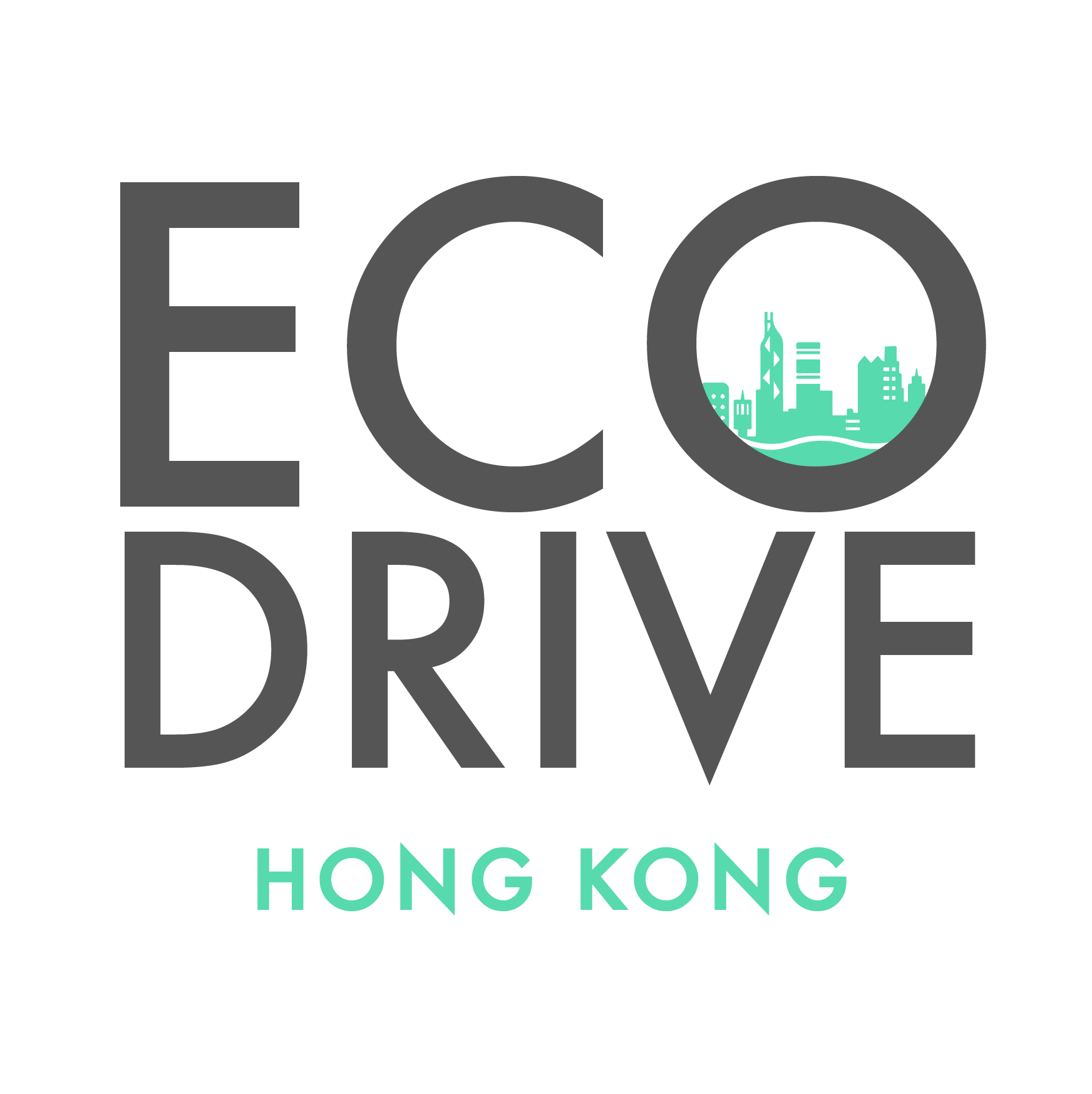 Eco drive logo transparent