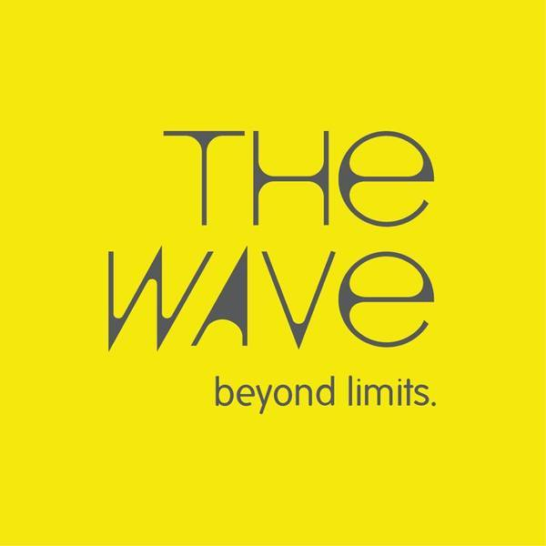 The wave logo