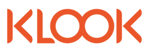 Large klook logo
