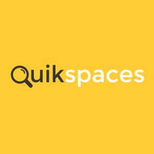 Large quikspaces   logo  square   500 x 500