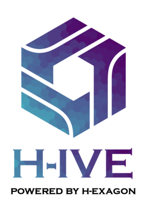 Large h ive logo transparent