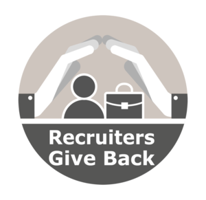 Recruiters Give Back