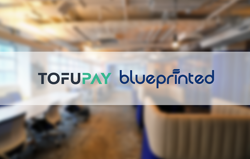 Tofupay blueprinted