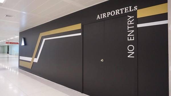 Airportels storage 1