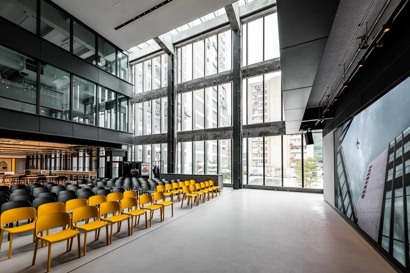 Fabrica atrium  event space  02