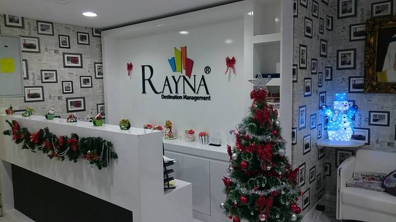 Rayna christmas celebration