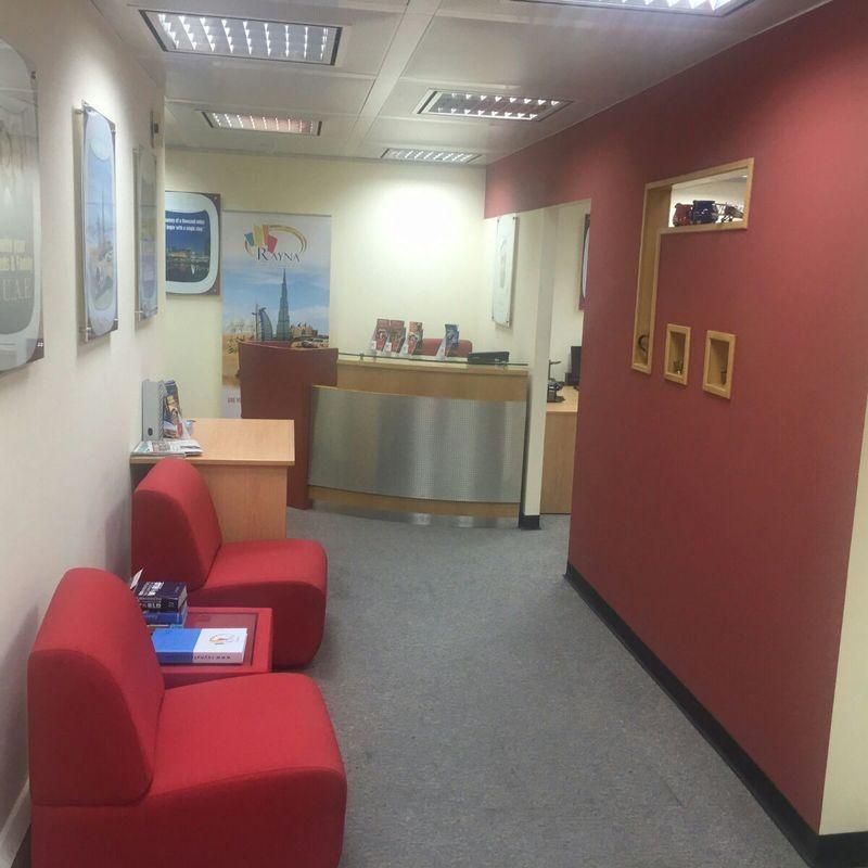 Raynatours office