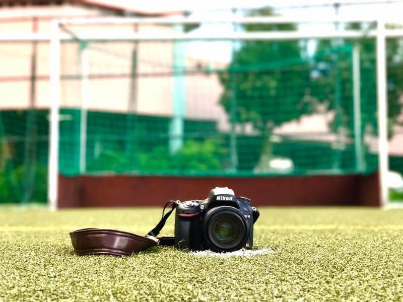 Tm camera shot