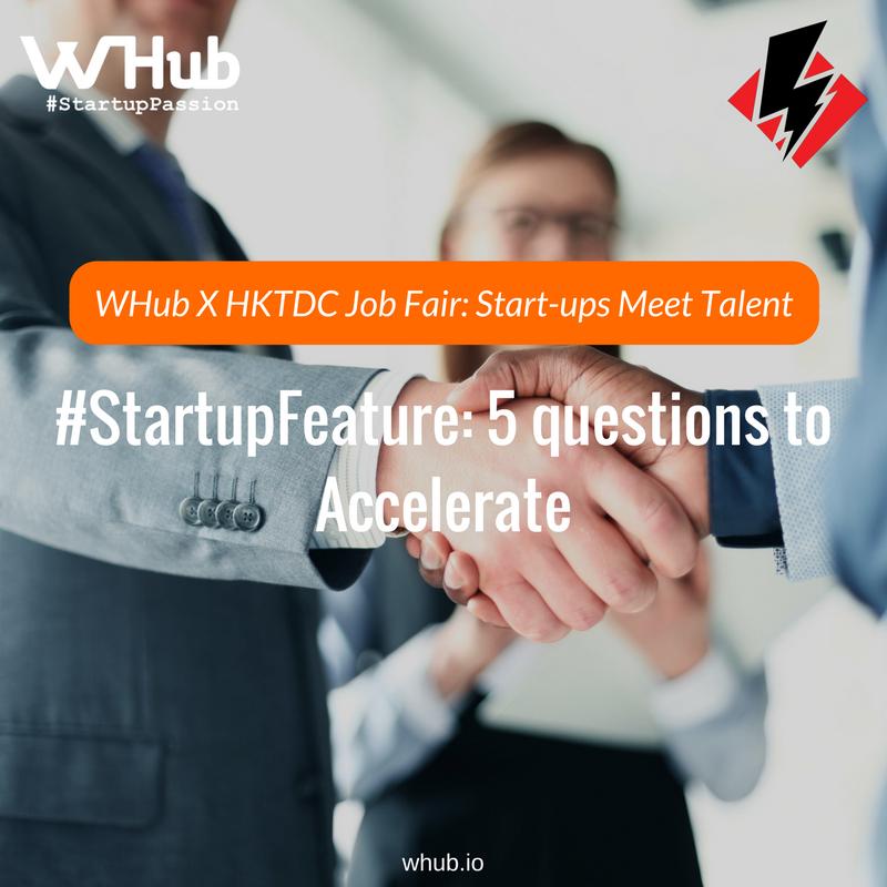 Whub x hktdc job fair  start ups meet talent  1