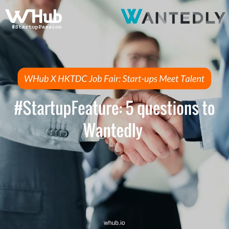 Whub x hktdc job fair  start ups meet talent  4