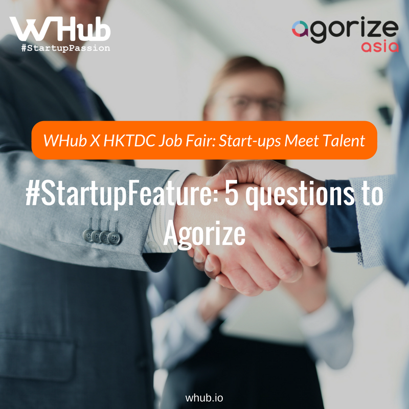 Whub x hktdc job fair  start ups meet talent  3